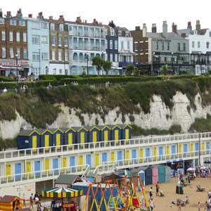 Broadstairs seafront